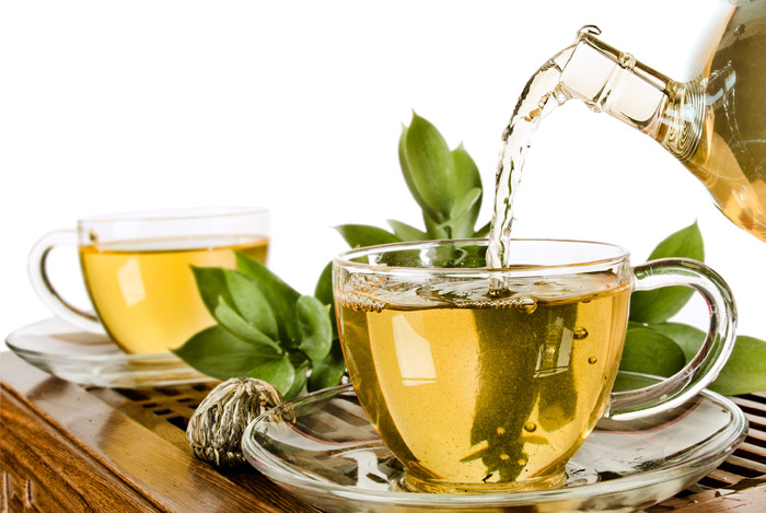 Green Tea Can Really Lose Weight